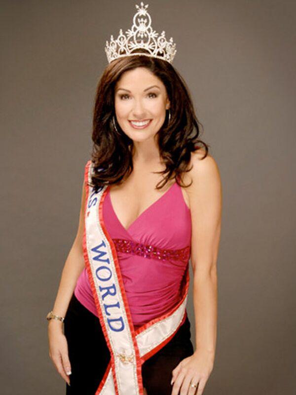 Миссис мира - 2007. Диана Такер (США). Фото с официального сайта Mrs. World - Sputnik Таджикистан
