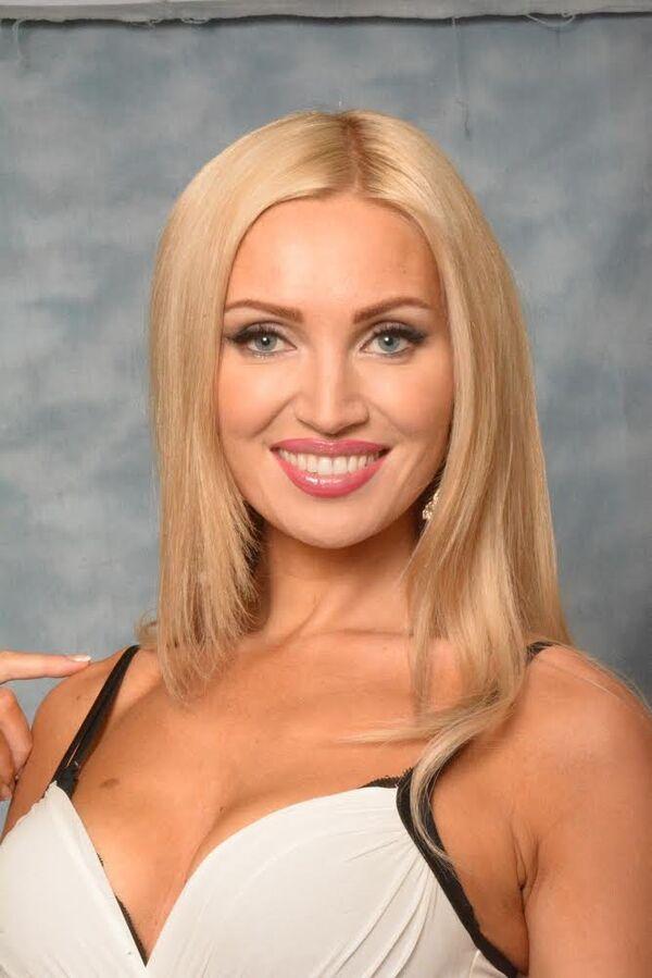 Миссис мира - 2014. Марина Алексейчик (Беларусь). Фото с официального сайта Mrs. World - Sputnik Таджикистан