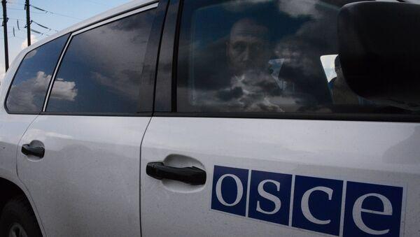 Наблюдатели ОБСЕ - Sputnik Таджикистан