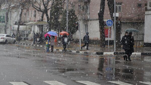 Душанбе, архивное фото - Sputnik Тоҷикистон