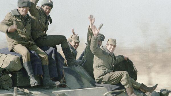 Вывод советских войск - Sputnik Таджикистан
