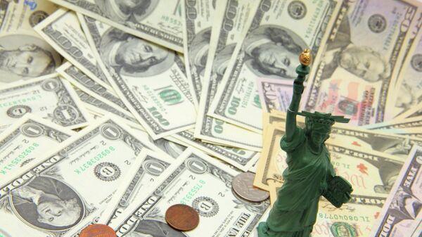 Доллар. Акс аз бойгонӣ - Sputnik Таджикистан