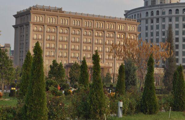 Министерство иностранных дел Таджикистана. Архивное фото - Sputnik Таджикистан