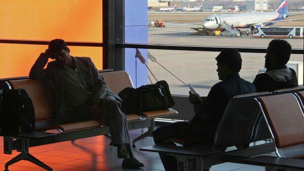 Международный аэропорт Шереметьево. Архивное фото - Sputnik Таджикистан