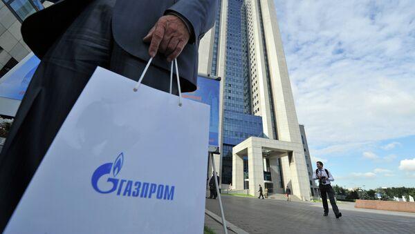 Ҷамъомади солонаи саҳмдорони ҶСК Газпром - Sputnik Тоҷикистон