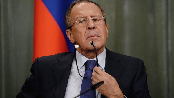 Глава МИД России Сергей Лавров. Архивное фото - Sputnik Таджикистан