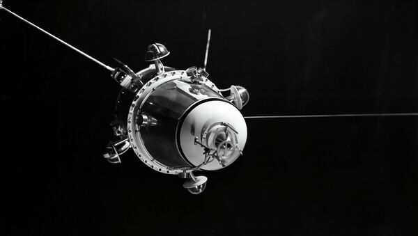 Космос. Архивное фото - Sputnik Таджикистан