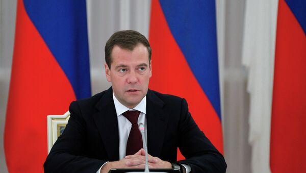 Дмитрий Медведев. Архивное фото - Sputnik Таджикистан