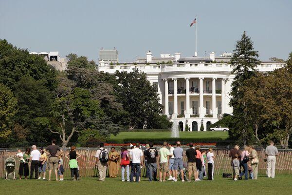 Резиденция президента США в Вашингтоне. Архивное фото - Sputnik Таджикистан