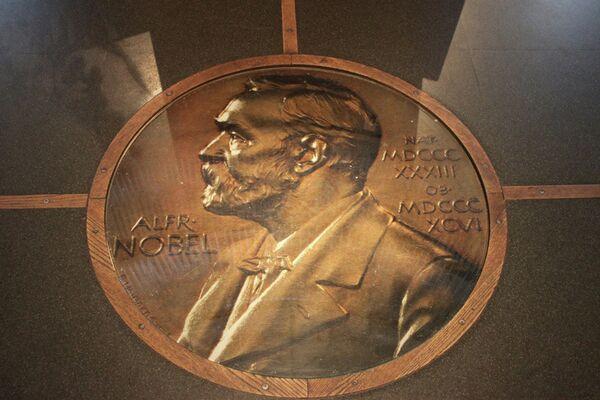 Нобелевская премия, архивное фото - Sputnik Таджикистан