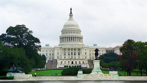 Капитолий в Вашингтоне - Sputnik Таджикистан