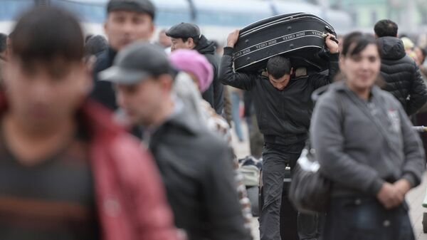 Истгоҳи роҳи оҳан - Sputnik Тоҷикистон