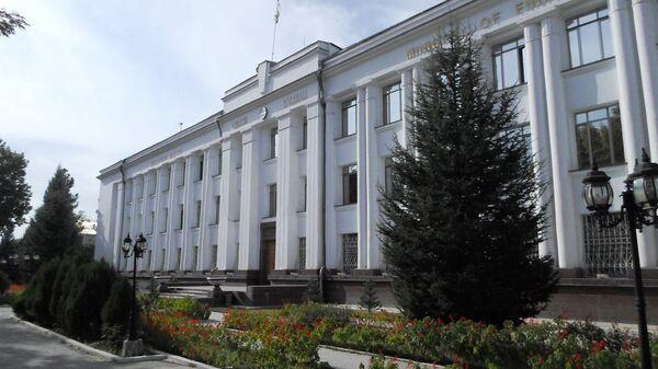 Министерство финансов РТ. Архивное фото - Sputnik Таджикистан