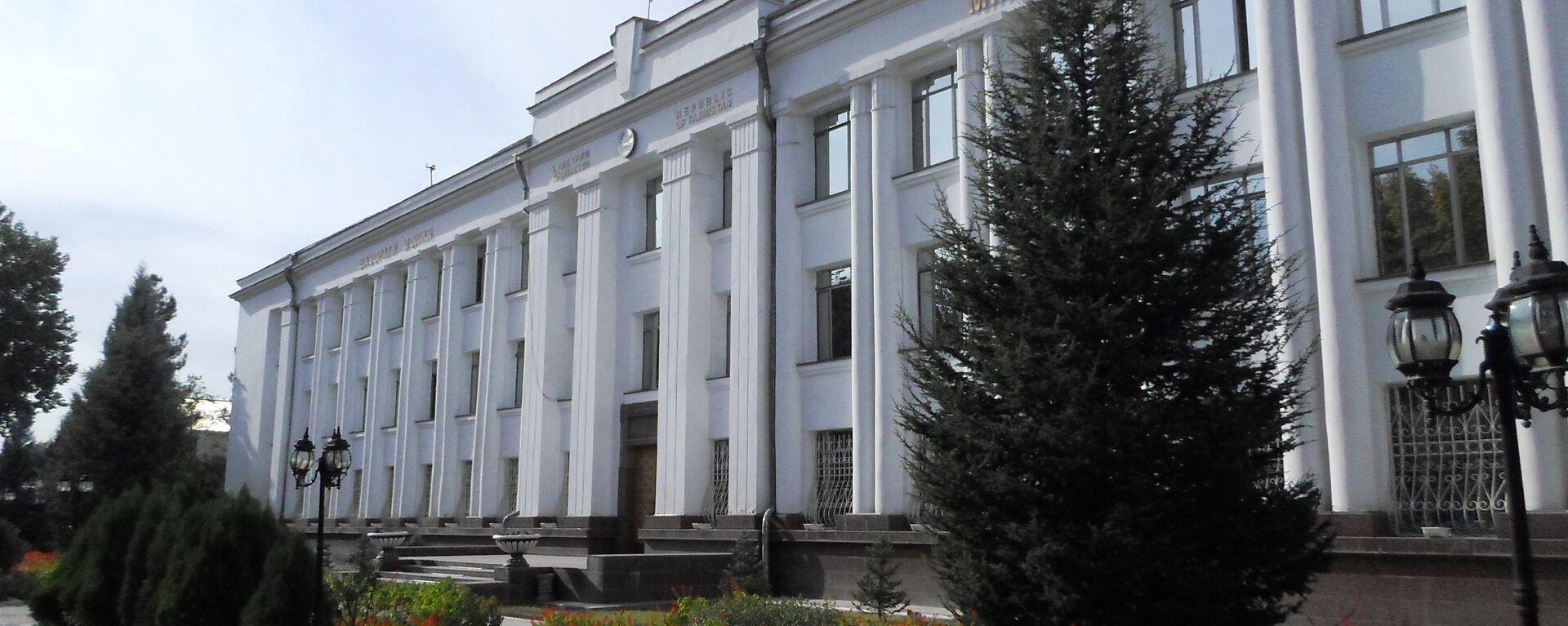 Министерство финансов РТ. Архивное фото - Sputnik Таджикистан, 1920, 11.01.2021