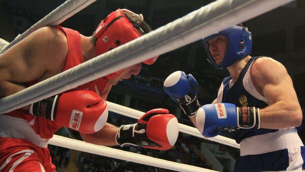 Кубок мира по боксу.  Архивное фото - Sputnik Таджикистан