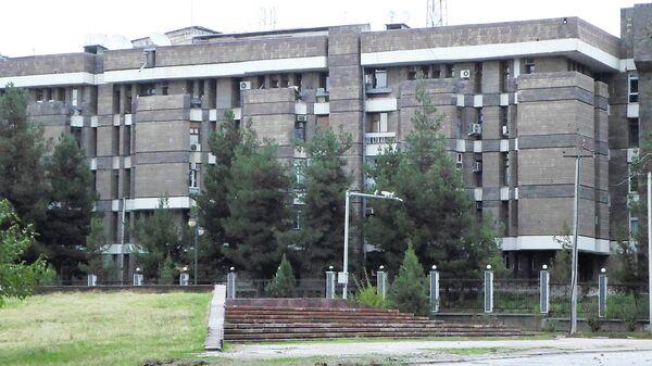 Здание МВД РТ. Архивное фото - Sputnik Таджикистан