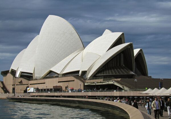 Здание Оперного театра в Сиднее. Архивное фото - Sputnik Таджикистан