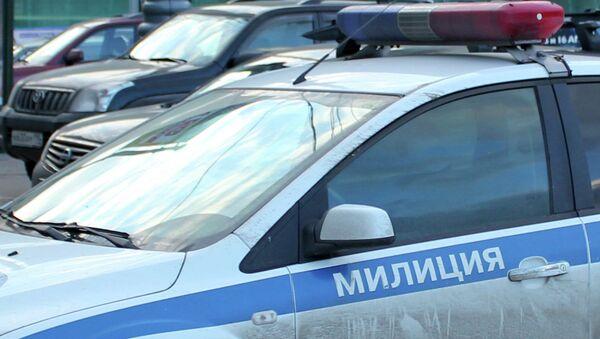 Милиция - Sputnik Таджикистан