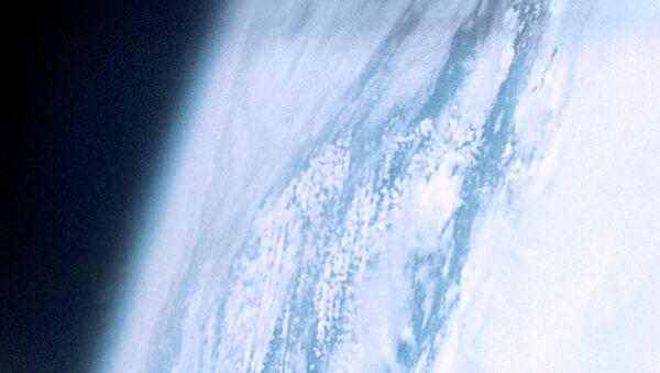 Вид Земли из космоса. Архивное фото. - Sputnik Таджикистан