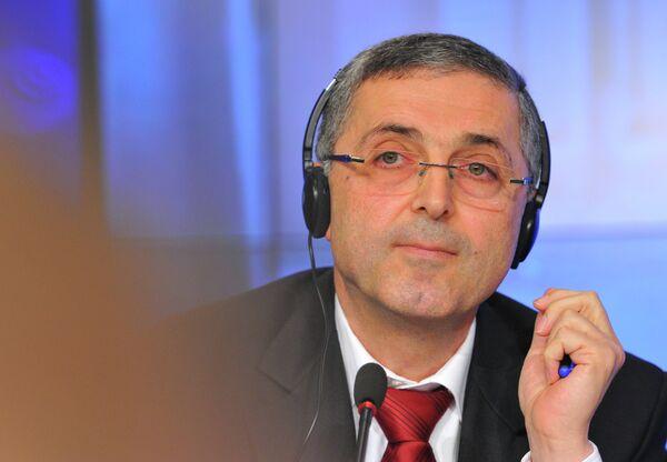 Министр Сирии по национальному примирению Хайдар Али. Архивное фото - Sputnik Таджикистан