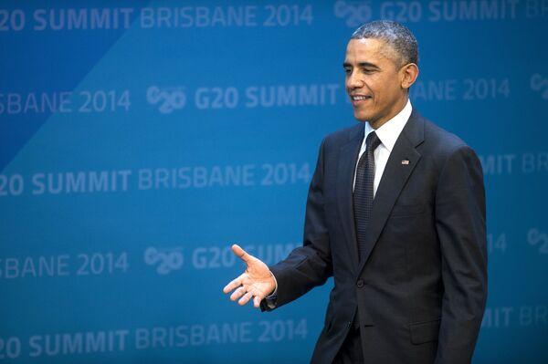 Президент США Барак Обама. Архивное фото - Sputnik Таджикистан