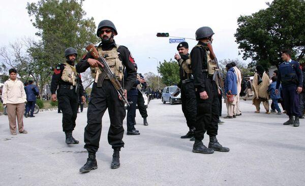 Спецподразделения Пакистана. Архивное фото - Sputnik Таджикистан