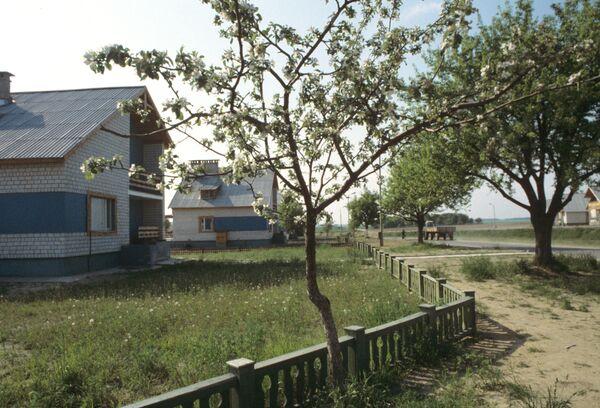 Дома переселенцев. Архивное фото - Sputnik Таджикистан