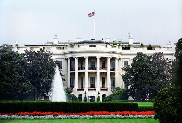 Белый Дом в Вашингтоне. Архивное фото. - Sputnik Таджикистан