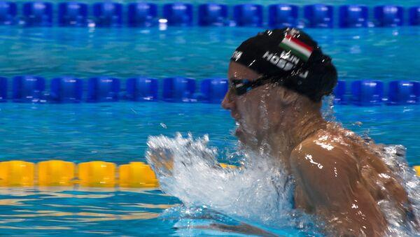 Чемпионат мира по водным видам спорта. Архивное фото - Sputnik Таджикистан