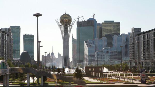 Астана. Архивное фото - Sputnik Таджикистан