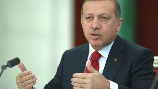 Реджеп Тайип Эрдоган. Архивное фото - Sputnik Таджикистан