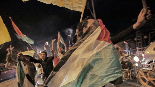 Достигнуто перемирие между палестинскими группировками сектора Газа и Израилем. Архивное фото - Sputnik Тоҷикистон