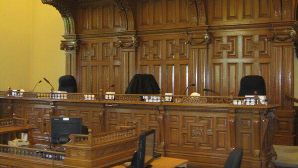 Зал суда. Архивное фото - Sputnik Таджикистан
