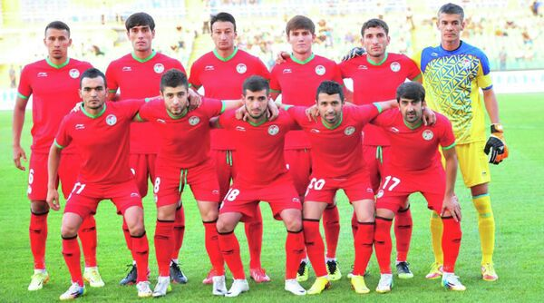 Сборная Таджикистана по футболу - Sputnik Таджикистан