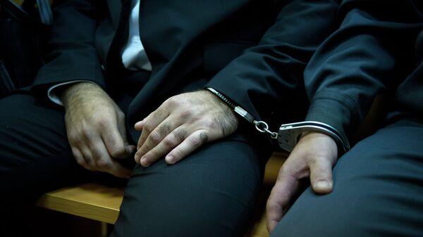На скамье подсудимых. Архивное фото - Sputnik Таджикистан