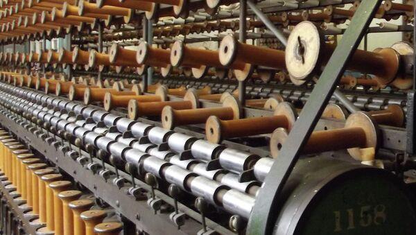 Текстильное оборудование - Sputnik Таджикистан