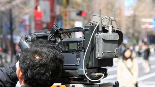 Телевизионная камера - Sputnik Таджикистан