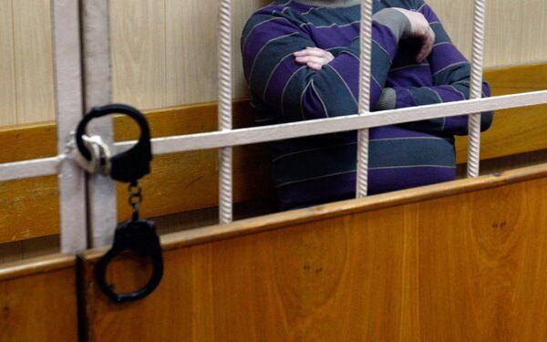 На скамье подсудимых - Sputnik Таджикистан