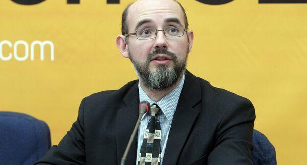 Политолог Сергей Кизима - Sputnik Таджикистан