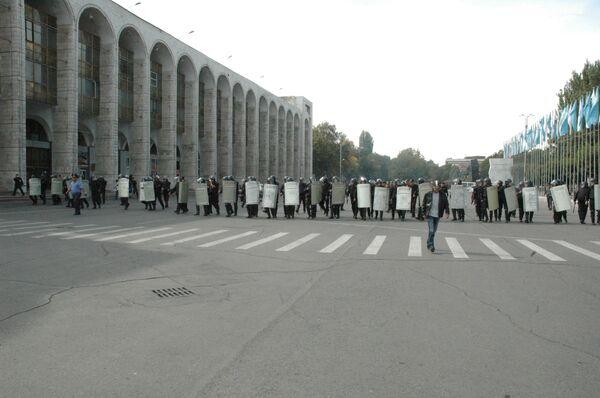 Митинг за национализацию месторождения Кумтор в Бишкеке. Архивное фото - Sputnik Таджикистан