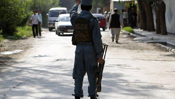 Операция по ликвидации боевиков движения Талибан, архивное фото - Sputnik Таджикистан
