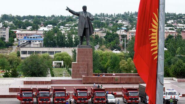 Город Ош. Архивное фото - Sputnik Таджикистан
