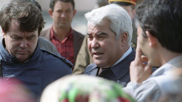 Сапармурат Ниязов. Архивное фото - Sputnik Таджикистан