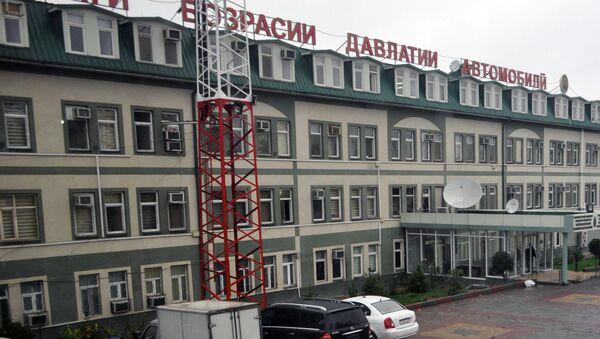 Республиканское управление ГАИ. Архивное фото - Sputnik Таджикистан