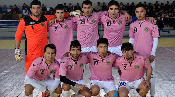Команда Истиклол по футзалу - Sputnik Таджикистан