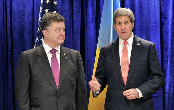 Госсекретарь Джон Керри. Архивное фото - Sputnik Таджикистан