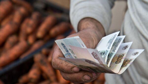 Зарплата, архивное фото - Sputnik Таджикистан