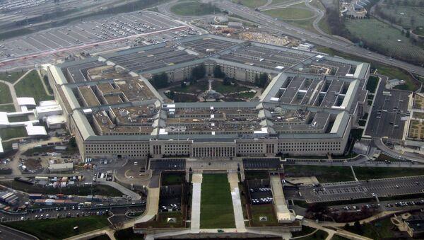 Пентагон. Архивное фото - Sputnik Таджикистан