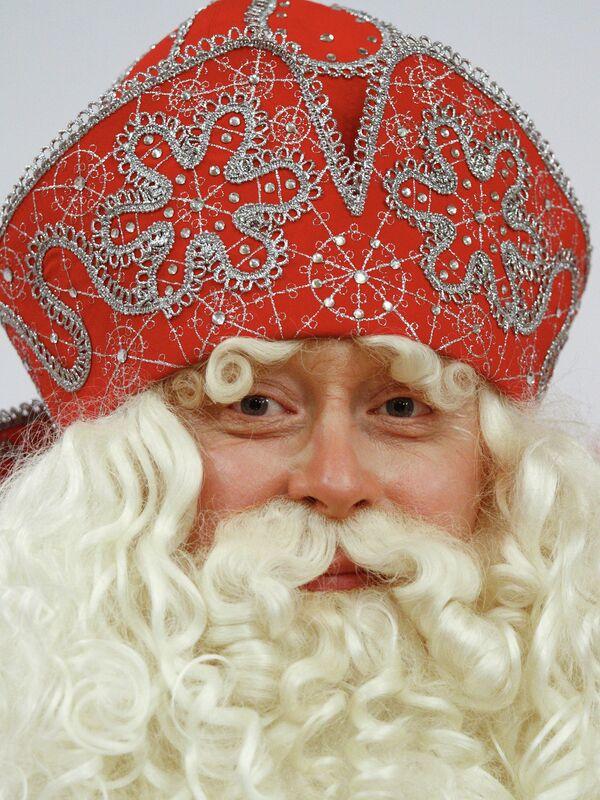 Пресс-конференция Деда Мороза - Sputnik Таджикистан
