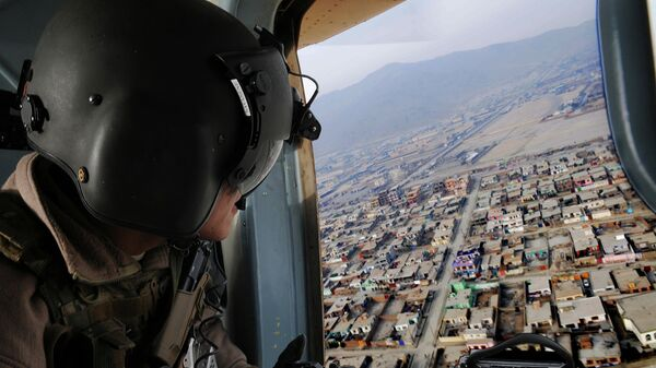 ВВС США. Архивное фото - Sputnik Таджикистан